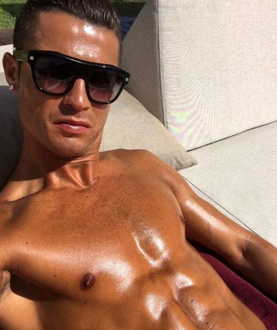 Asmeninio archyvo nuotr./Cristiano Ronaldo