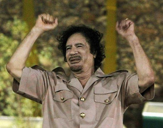 """Reuters""/""Scanpix"" nuotr./Muammaras Gaddafis"