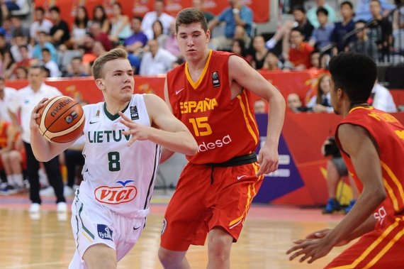 FIBA nuotr./Arnas Velička