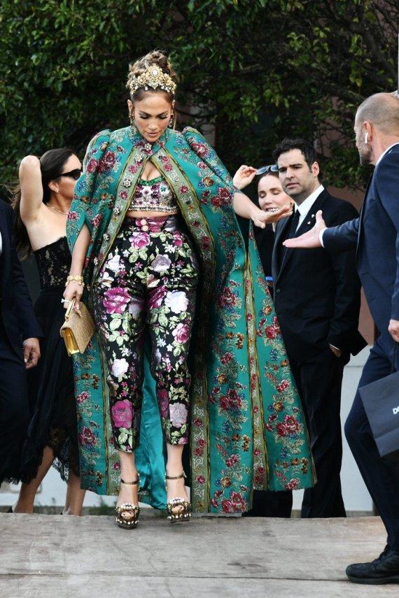 Vida Press nuotr./Jennifer Lopez