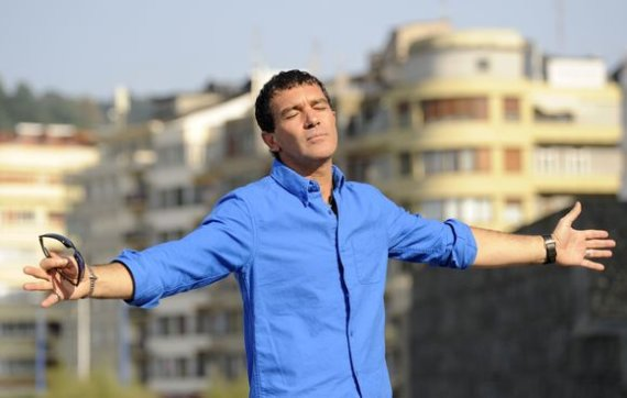 """Scanpix""/AFP nuotr./Aktorius Antonio Banderasas"