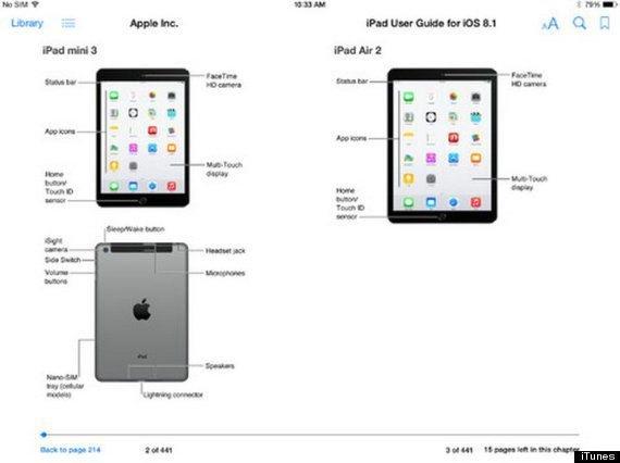 """""""iTunes"""" diena prieš oficialų pristatymą paliktos naujų """"iPad"""" įrenginių nuotraukos"""