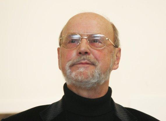 Tomo Urbelionio/BFL nuotr./Nomedos tėtis – rašytojas Rimantas Marčėnas