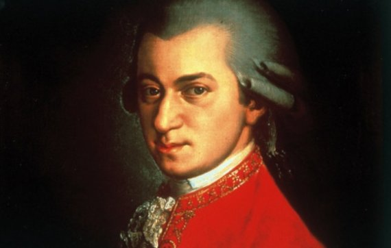 """Scanpix"" nuotr./Wolfgangas Amadeusas Mozartas"