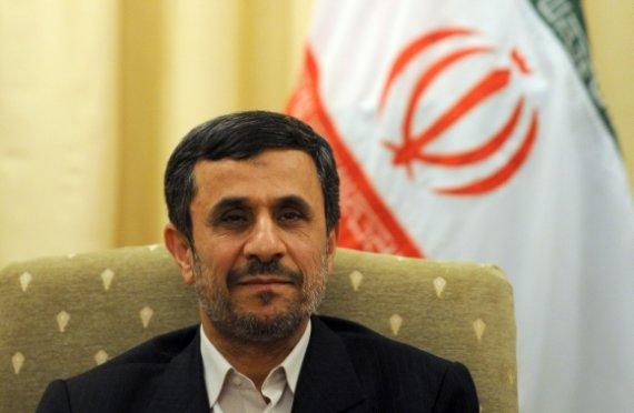 """AFP/""""Scanpix"""" nuotr./Irano prezidentas Mahmoudas Ahmadinejadas"""