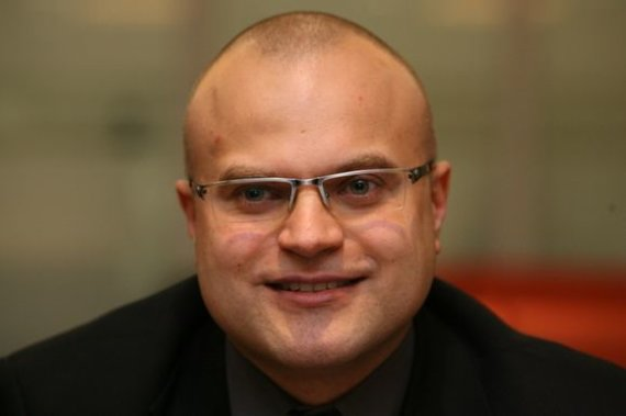 TVOU vadovas Tomas Vaišvila