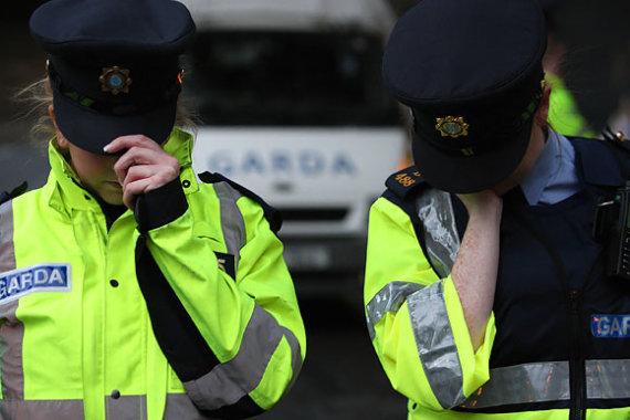 """""""Scanpix"""" nuotr./Airijos policija"""