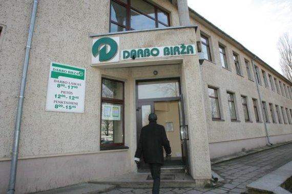 Egidijaus Jankausko/15min.lt nuotr./Klaipėdoje per praėjusius metus bedarbių padaugėjo maždaug 6 tūkst.