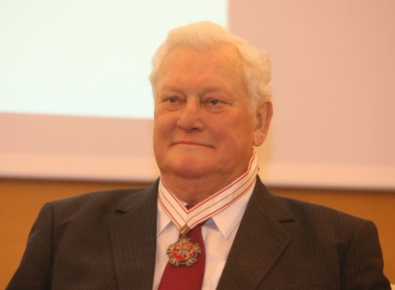 Irmanto Gelūno / 15min nuotr./Algirdas Mykolas Brazauskas