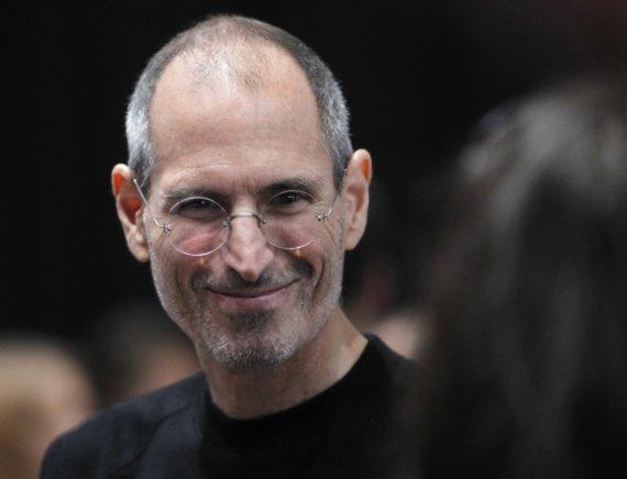 """Reuters""/""Scanpix"" nuotr./Steve'as Jobsas"