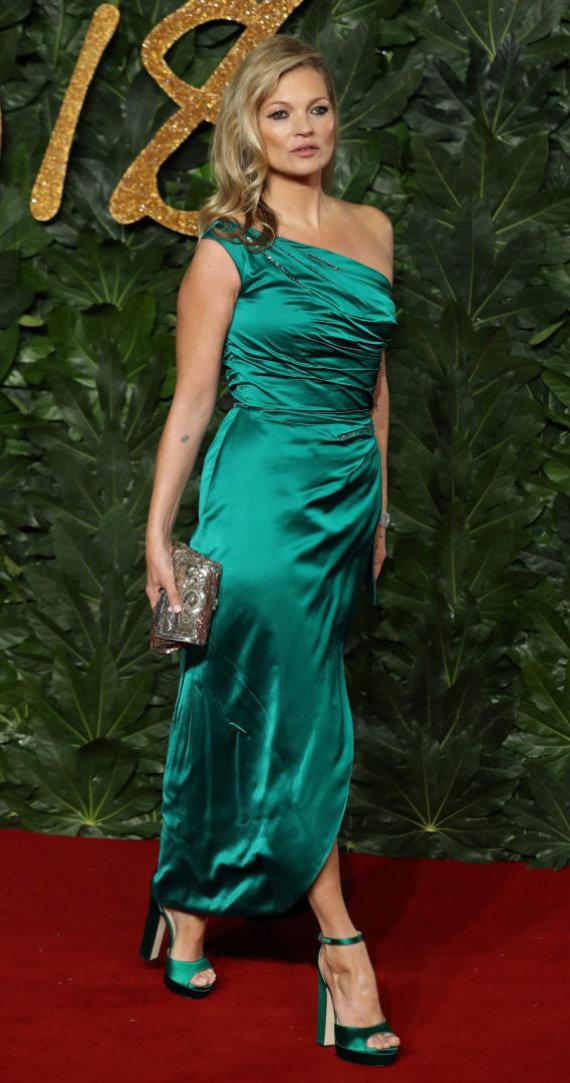 "AFP/""Scanpix"" nuotr./Kate Moss"