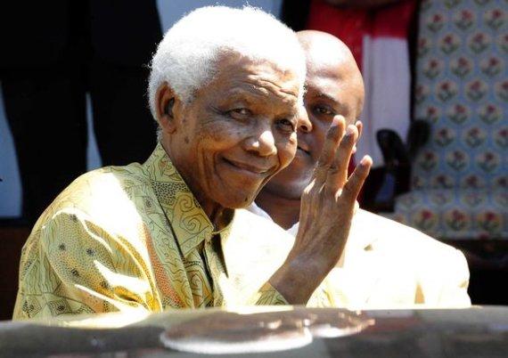 """Reuters""/""Scanpix"" nuotr./Nelsonas Mandela"