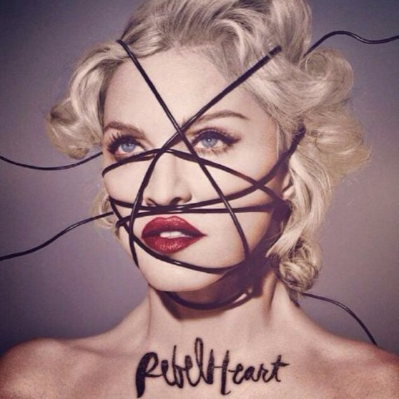 """Instagram"" nuotr./Madonna"