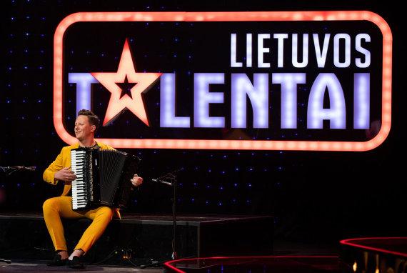 """TV3 nuotr./""""Lietuvos talentų"""" ketvirtojo pusfinalio akimirka"""
