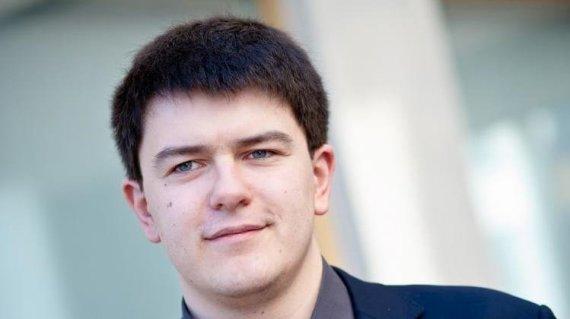 Evgenios Levin nuotr./Vytautas Sinica