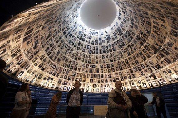 "AFP/""Scanpix"" nuotr./Holokausto aukų memorialas ""Jad Vašem"" Jeruzalėje"