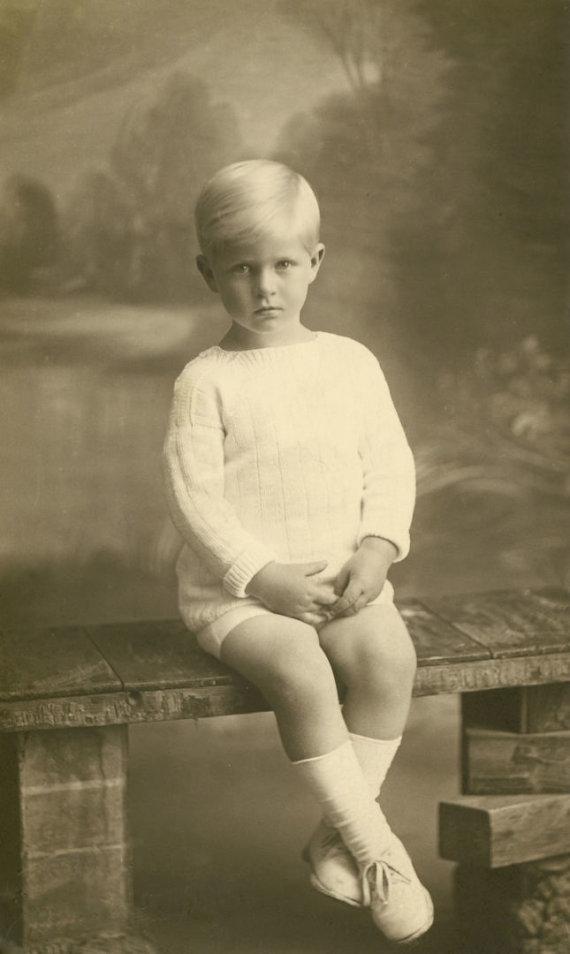 """""""Scanpix"""" nuotr./Princas Philipas vaikystėje (1927 m.)"""