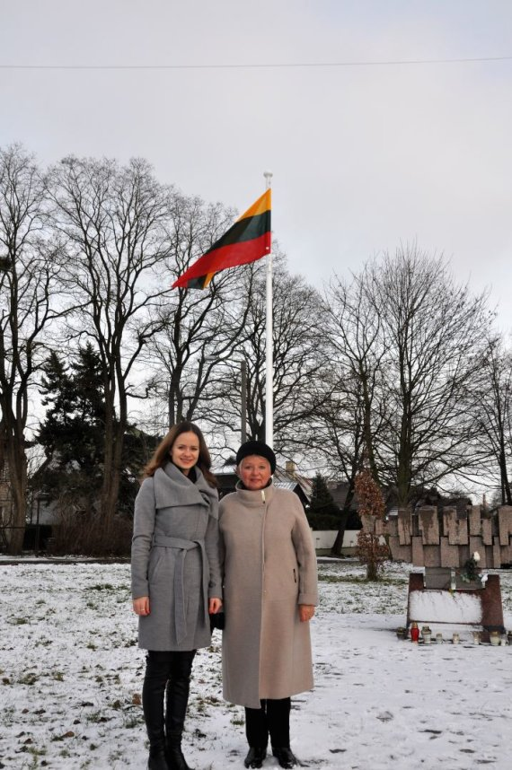 Asmeninio archyvo nuotr./A.Filinaitė ir A.Ramanauskaitė-Skokauskienė