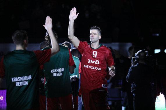 vtb-league.com/Mantas Kalnietis