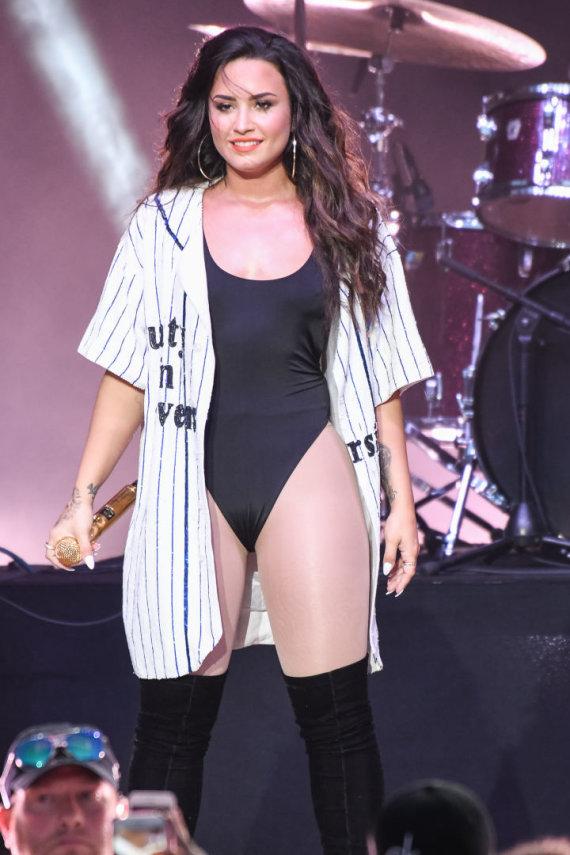 """Scanpix""/""Sipa USA"" nuotr./Demi Lovato"
