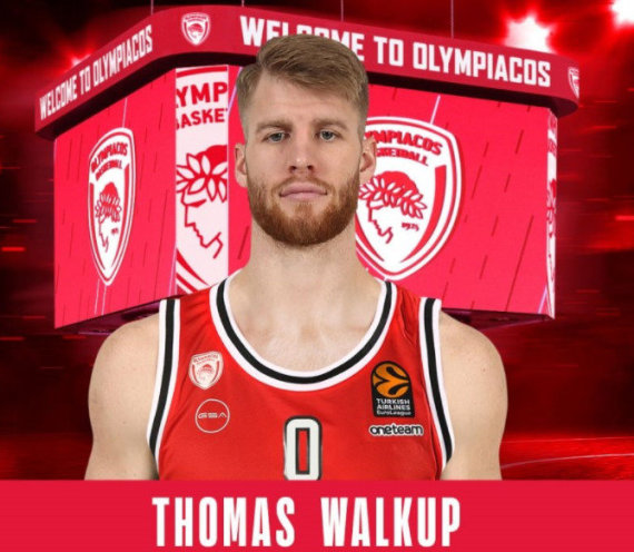 "nuotr. ""Twitter"" /Thomasas Walkupas"