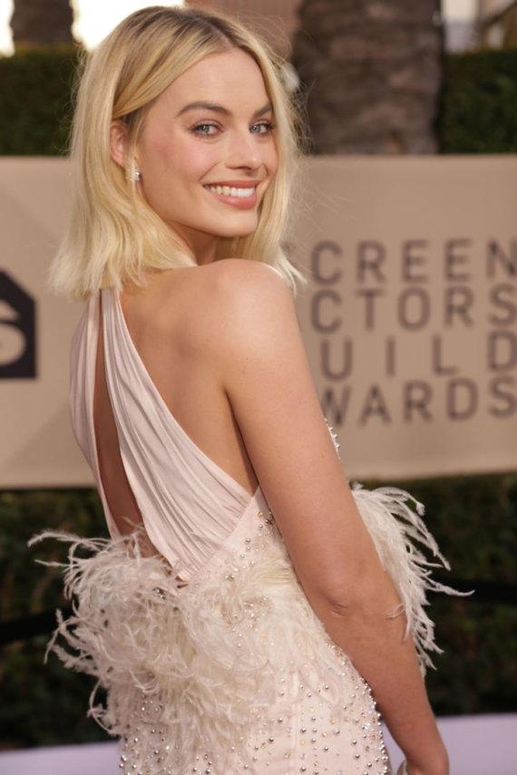 "AFP/""Scanpix"" nuotr./Margot Robbie"
