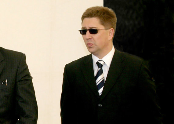 Martyno Vidzbelio/Scanpix nuotr./Andrius Janukonis