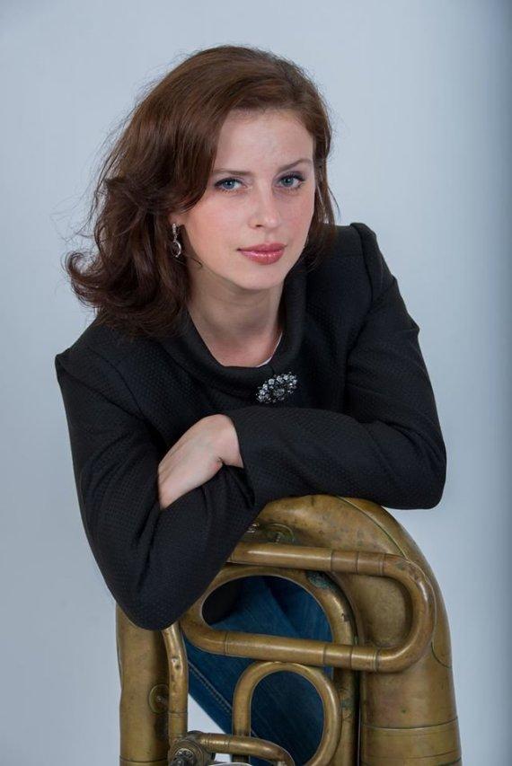 Asmeninio albumo nuotr./Agnė Petravičienė-Gansauskienė