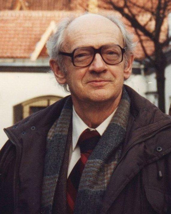 Wikipedia.org nuotr./Vytautas Kavolis
