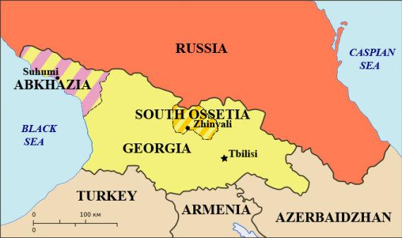 """""""Wikimedia Commons"""" iliustr./Pietų Osetija"""