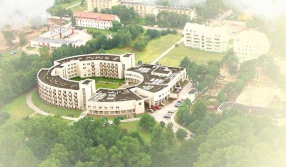 """vyturyshotel.lt nuotr./Viešbutis ir reabilitacijos centras """"Vyturys"""" Palangoje"""