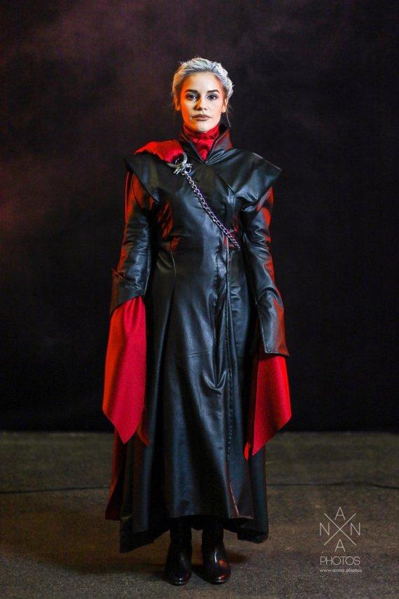 Anna.photos nuotr./Miglė Keturkienė kaip Daenerys Targaryen