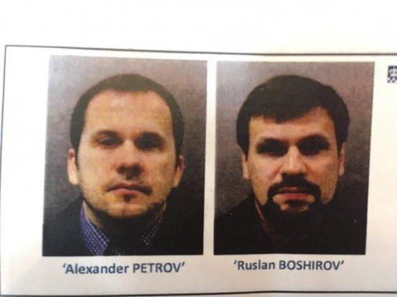 Solsberio policijos nuotr./Aleksandras Petrovas ir Ruslanas Boširovas