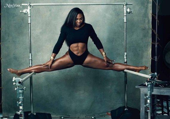 nymag.com nuotr./Serena Williams
