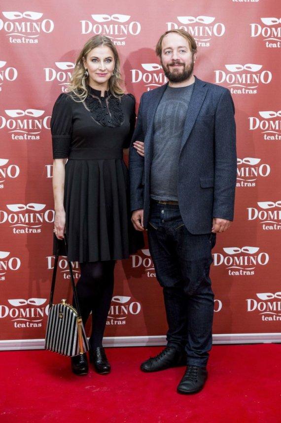 Irmanto Gelūno / 15min nuotr./Aušra Štukytė ir Dmitrijus Radinas