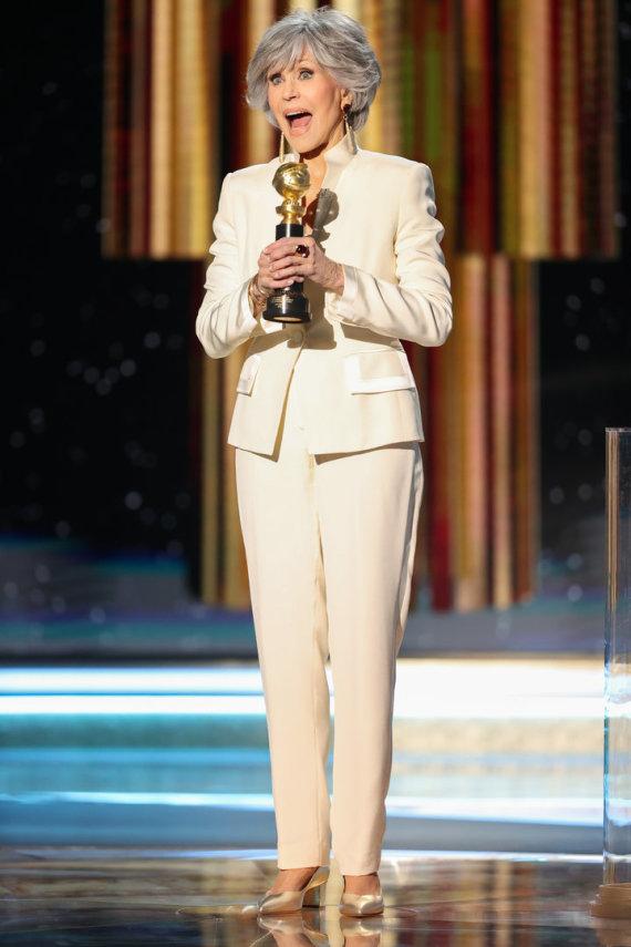 Vida Press nuotr./Jane Fonda
