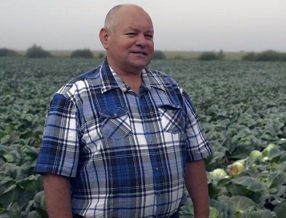 """Maxima"" nuotr./Ūkininkas Vidmantas Girdzijauskas"
