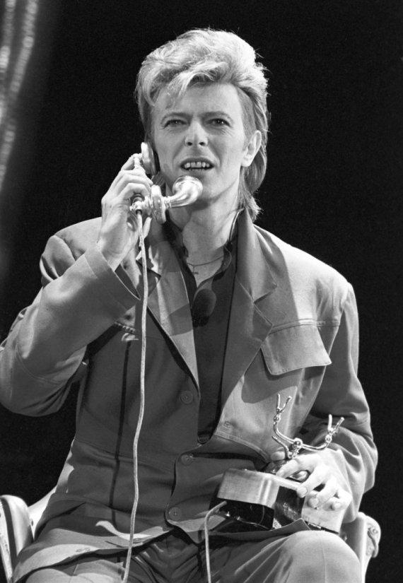 Vida Press nuotr./Davidas Bowie