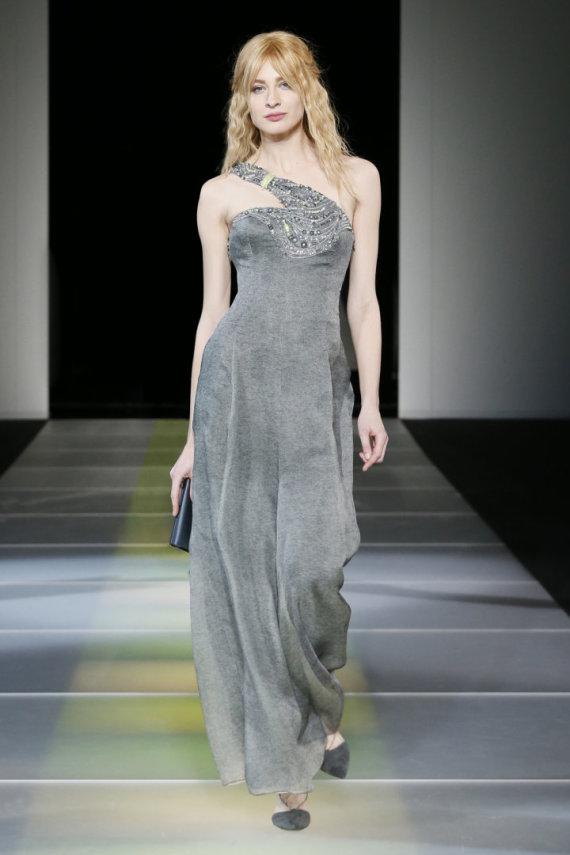 """""""Tavo Roma"""" nuotr./Giorgio Armani kolekcijos modelis"""