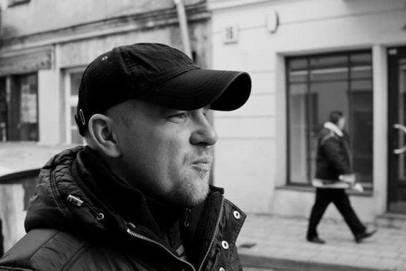 Vilijos Buivydės nuotr./Ramunas Cicėnas
