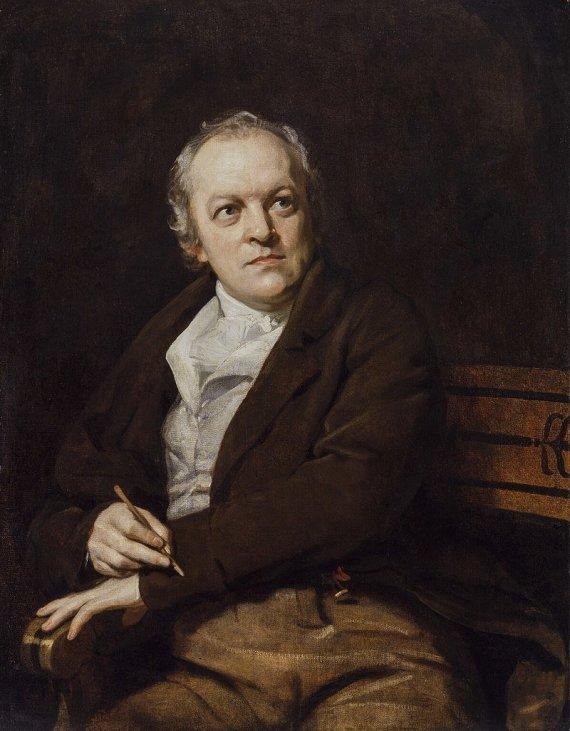 Thomas Phillips nuotr./ Wikipedia nuotr./Williamas Blake'as