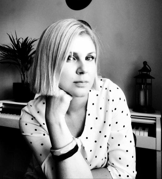 Asmeninio archyvo nuotr./Inga Šimonytė-Deniz