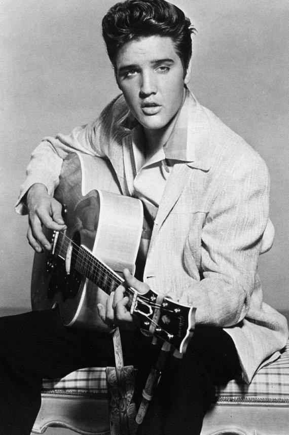 """Scanpix""/""SIPA"" nuotr./Elvis Presley"