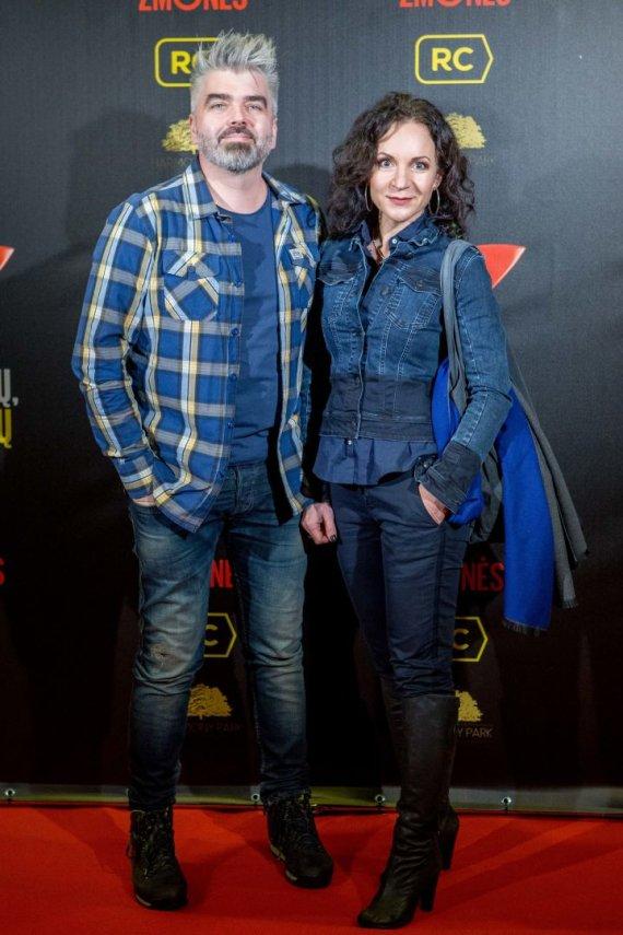 Josvydo Elinsko / 15min nuotr./Livija ir Marijus Gradauskas
