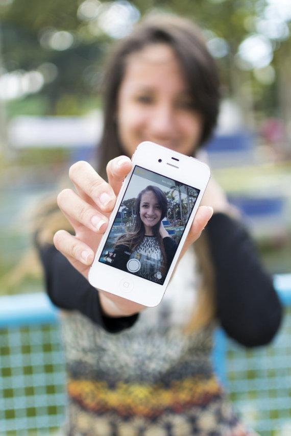 Projekto partnerio nuotr./Selfis, kaip identifikacijos būdas