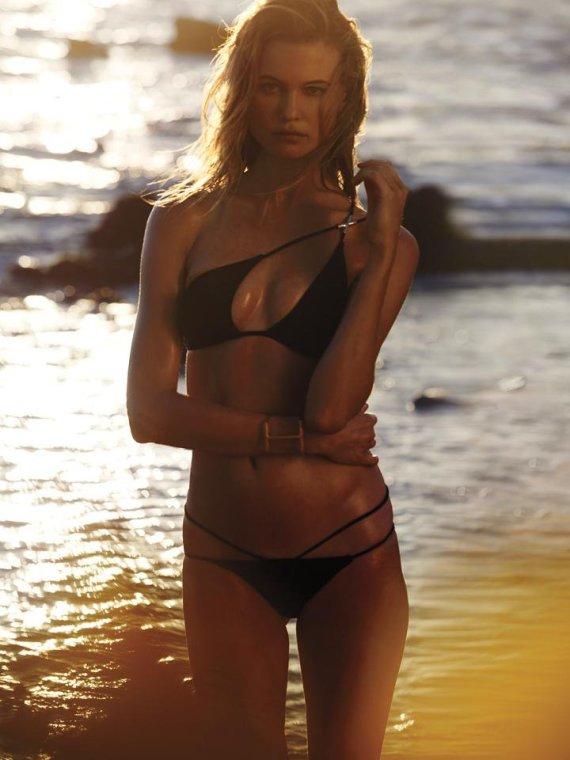 """Victoria's Secret"" nuotr./Candice Swanepoel"