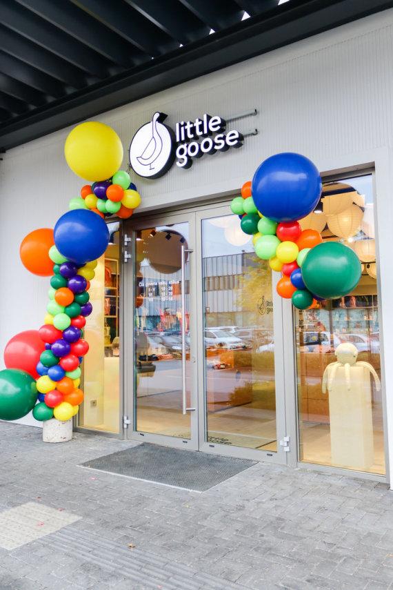 Partnerio nuotr./Vilniuje atidaryta didžiausia Lietuvoje nišinių vaikų prekės ženklų parduotuvė