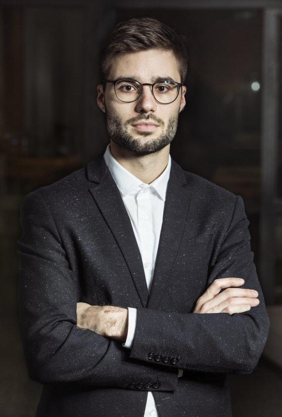 Asmeninio archyvo nuotrauka/Karolis Blaževičius