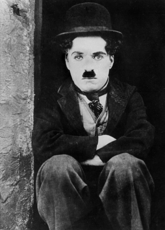 "AFP/""Scanpix"" nuotr./Charlie Chaplinas"