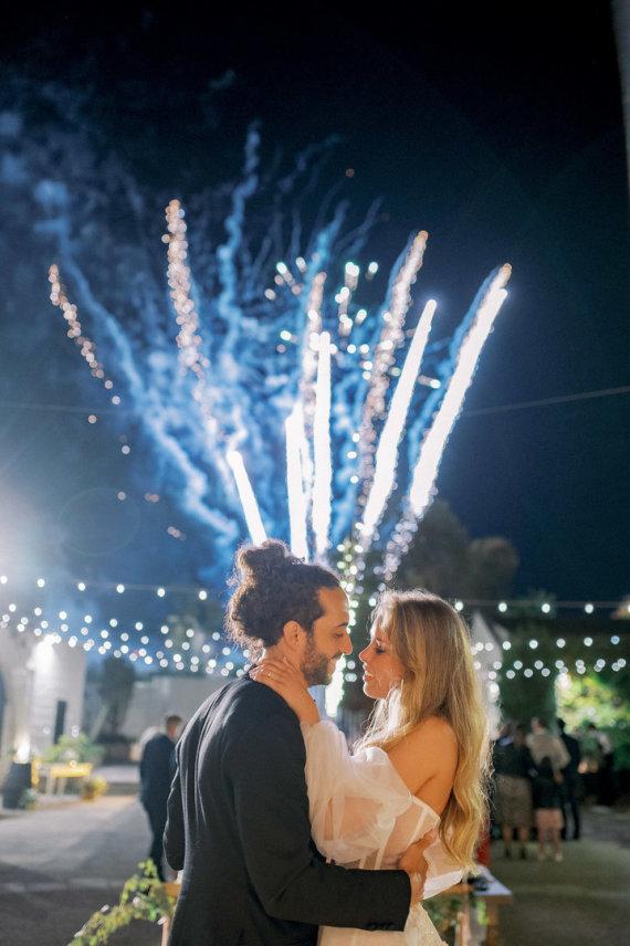Linda Nari Photography ir asmeninio albumo nuotr./Karolinos Valeikaitės ir Marco Coppola vestuvių akimirka